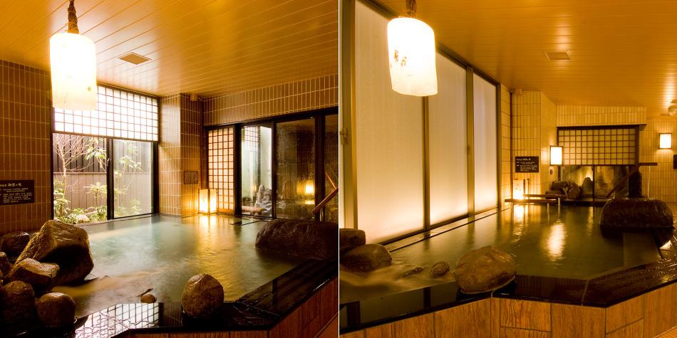 天然温泉大浴場(内湯)