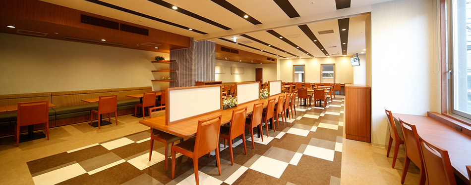 レストラン SOBA KITCHEN HATAGO