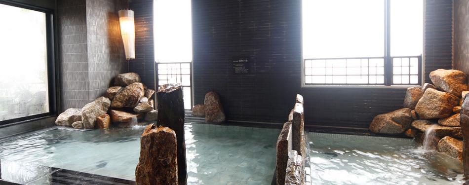 天然温泉「日向の湯」