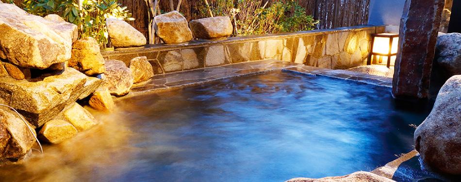 天然温泉「善光の湯」