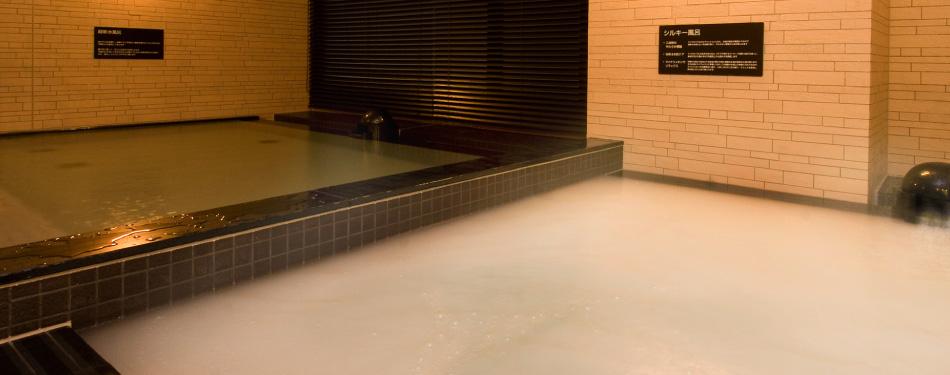 3F 超軟水大浴場 出島の湯