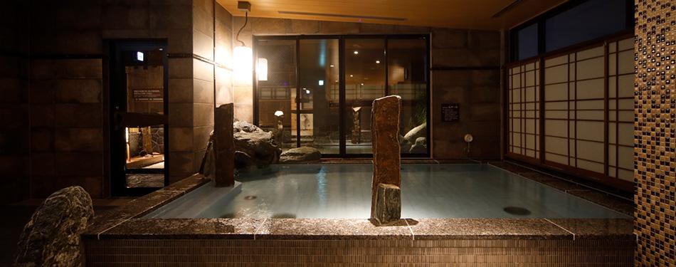 天然温泉 白糸の湯