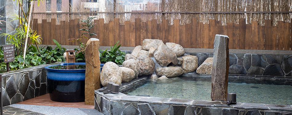 男女別超軟水大浴場「明神の湯」