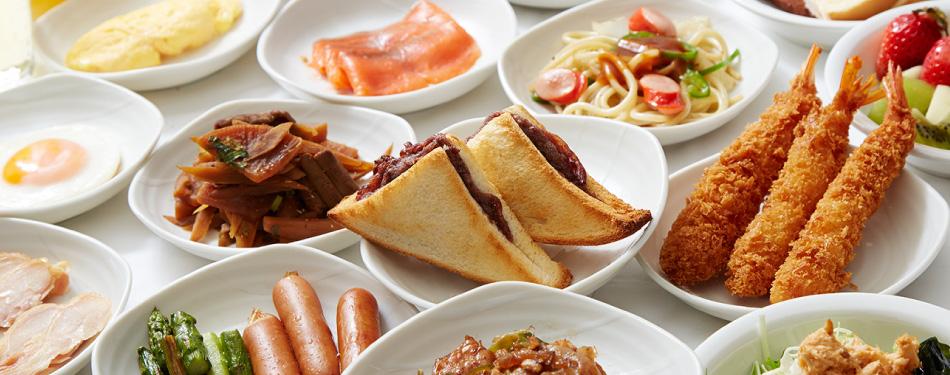 レストラン 「Hatago」