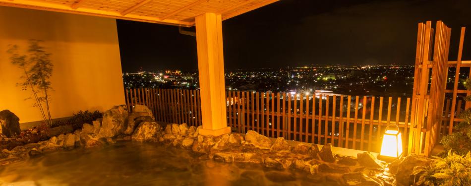12F 天然温泉「夕凪の湯」