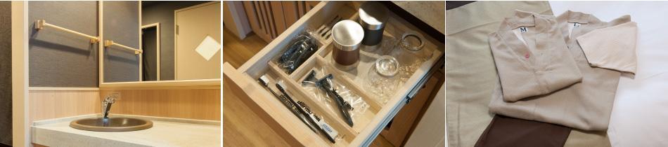 客室設備・備品